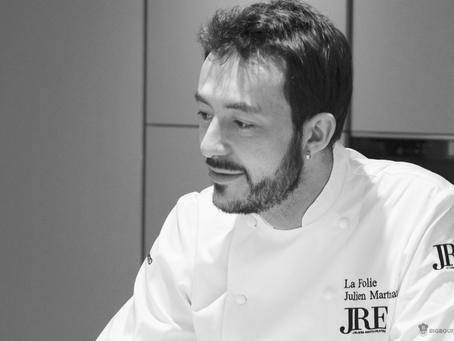 Les Chefs passent au chinois : Julien Martinat