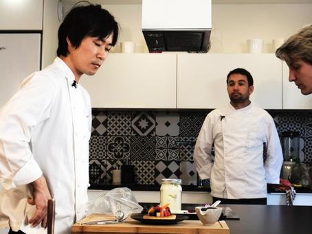 Les Chefs passent au chinois : Kenichi Handa