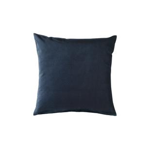 Deep Blue Velvet Pillow