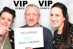 Paul Matson Hull 4 Heroes