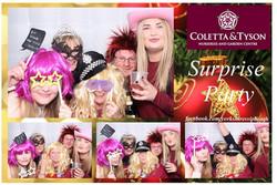 VIP Photo Booth - Coletta & Tyson