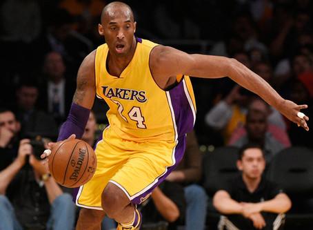 On the Passing of Kobe Bryant: Why We Mourn Celebrities We've Never Met