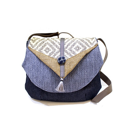Grand sac bandoulière
