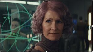 Laura Dern in Star Wars