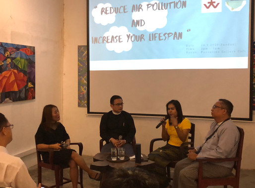 Reduce Air Pollution And Increase Your Lifespan