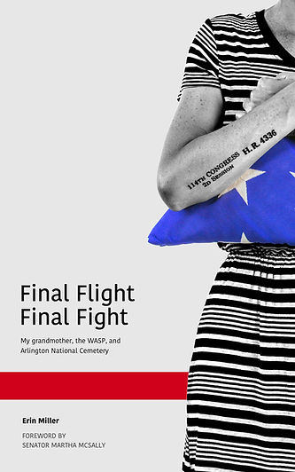 Final Flight Final Fight, the book