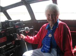 Elaine Harmon 44-W-9 at Midland, Tx Airs