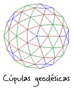 Cúpulas Geodésicas
