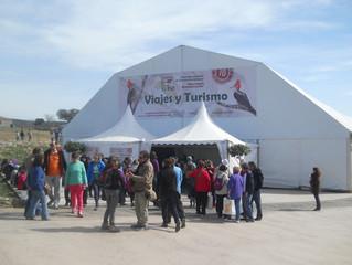 Ambientea en la 10ª edición de la Feria Internacional de Turismo Ornitológico de Extremadura