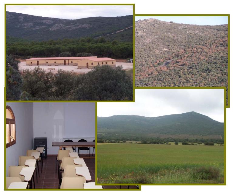 Instalaciones del Aula de Naturaleza Valdehierro