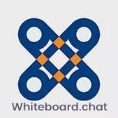 Whiteboard chat