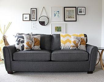 sofa reupholtery