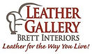 brett interiors leather gallery logo
