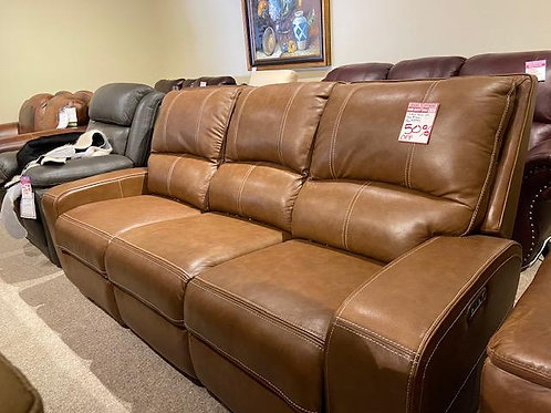 Parker House Power Reclining Sofa With Power Headrest
