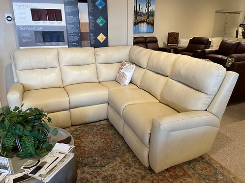 Southern motion dual reclining section