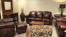 Don't miss the grand opening of our new Leather for Less gallery section.  This is the best time to