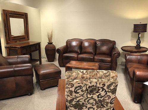 Arizona Sofa All Leather