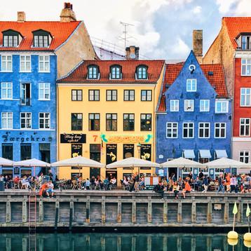 1 Şehir 3 Butik Fırın: Kopenhag
