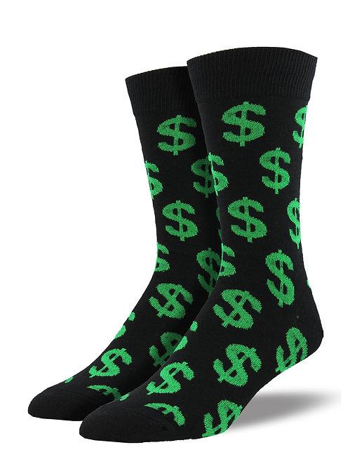 Mens Money Socks