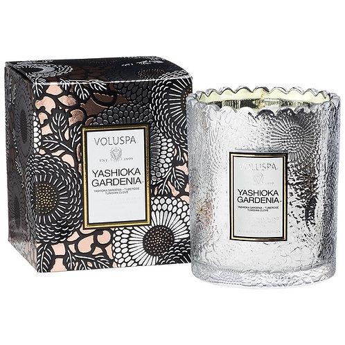 Box Yashioka Gardenia Candle
