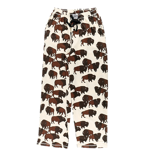 Unisex Buffalo PJ Pants