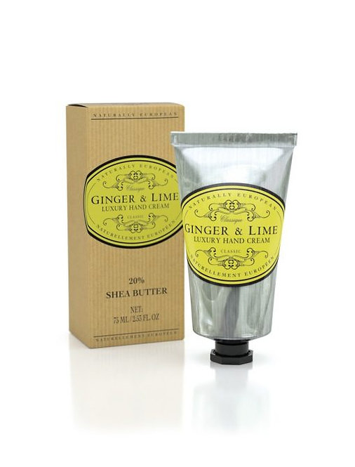 Ginger and Lime Hand Cream