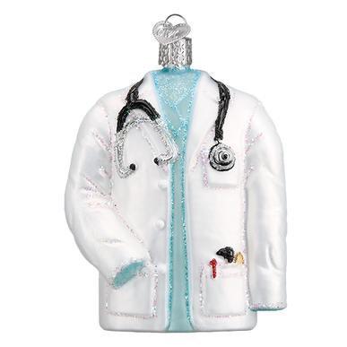 Doctor's Coat Ornament