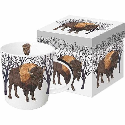 Buffalo Mug Bone China