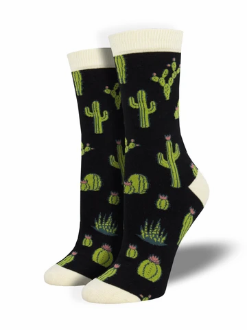 King Cactus Socks