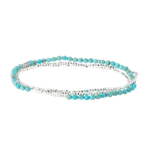Delicate Stone Turquoise - Stone of the Sky