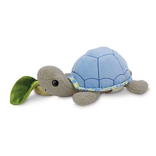 Blue Musical Turtle