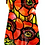 Thumbnail: Louis C. Tiffany Poppies Suction Cup Vase