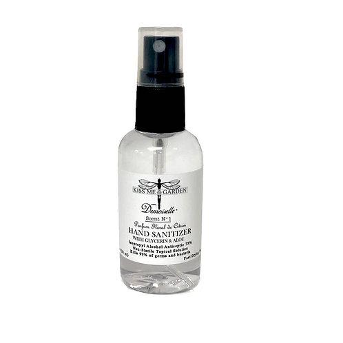 Demoiselle Mini Hand Sanitizer Spray