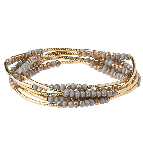 Soul and Grace Silver Lining Wrap
