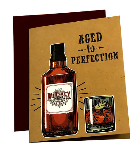 Age to Perfection Card