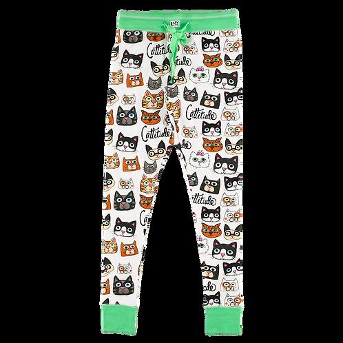 Women's Cat PJ Leggings