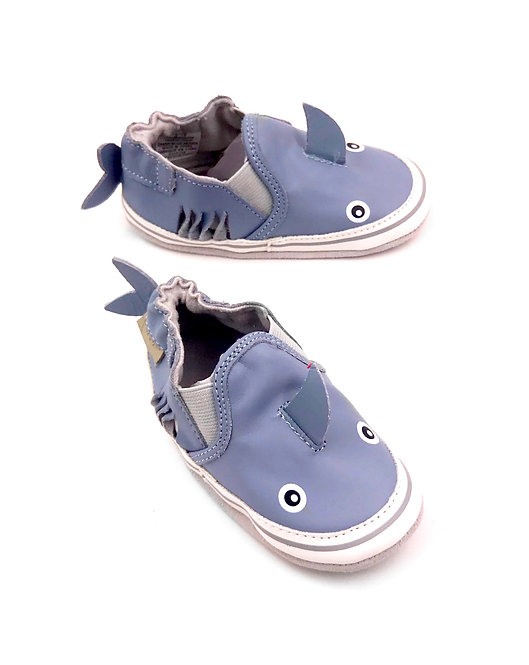 Shark Baby Shoe