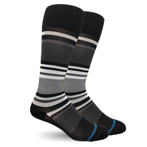 Energy Compression Socks Cool Stripe