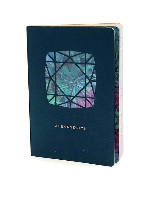 Alexandrite Mini Journal