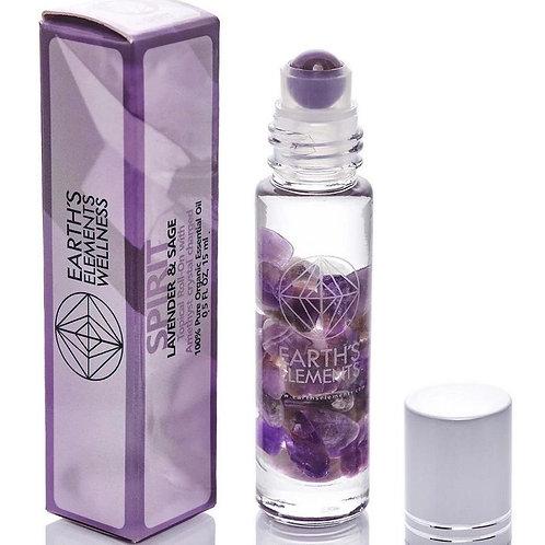 SPIRIT Essential Oil Crystal Roll-On