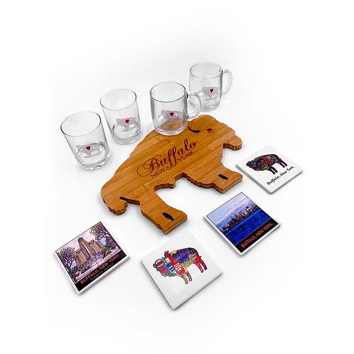 Buffalo Love Gift Set