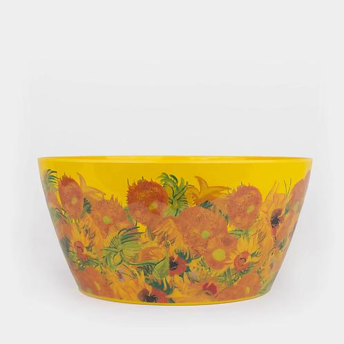 Van Gogh - Sunflowers Melamine Bowl