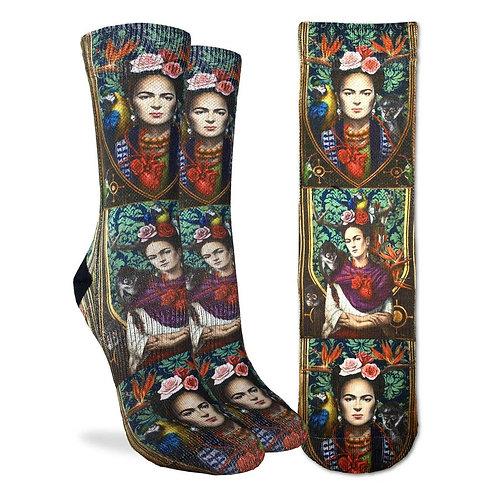 Ode To Frida Kahlo Socks