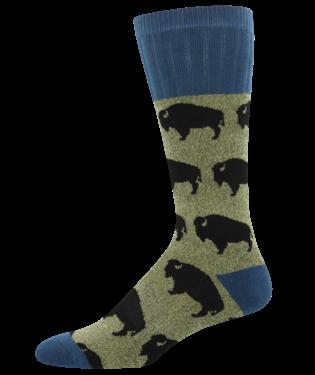 Men's Buffalo Boot Sock