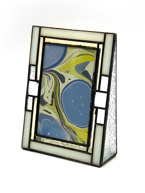 Textured Glass 4x6 Frame