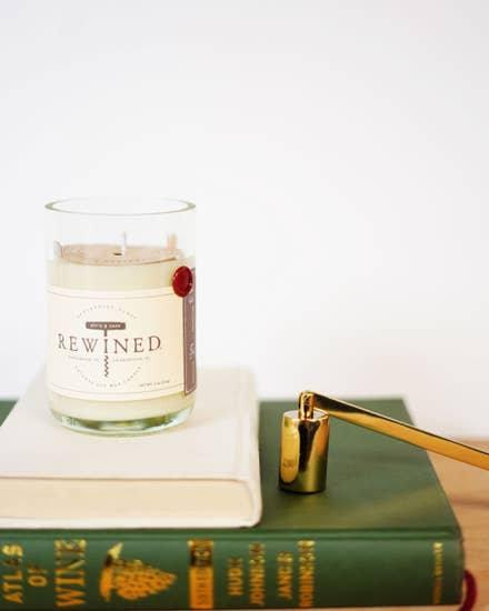 Malbec Blanc Candle