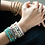 Thumbnail: Labradorite Stone Bracelet - Stone of Magic