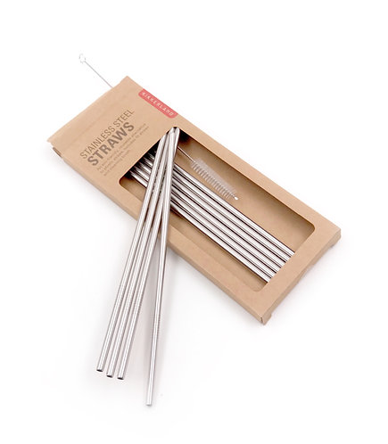 Stainless Steel Eco Straws