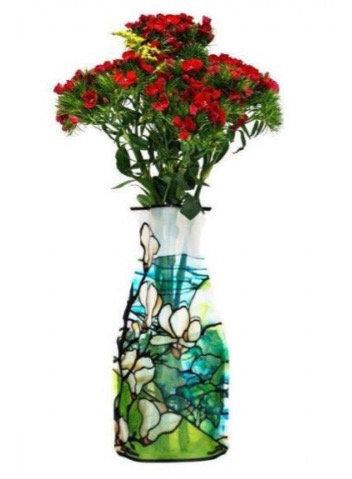 Tiffany Magnolia Collapsible Vase