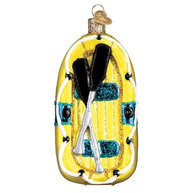 Raft Ornament